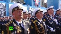 Vladimir Poutine : Discours à l'occasion du 70e anniversaire de la Victoire de 1945 (VOSTFR)