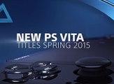 PS Vita, juegos primavera 2015