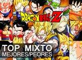 Top Mixto Mejores / Peores Juegos de Dragon Ball