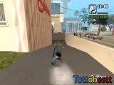 Loquendo - GTA san andreas - Las aventuras de CJ y Manolo el robo de la moto: cap 1