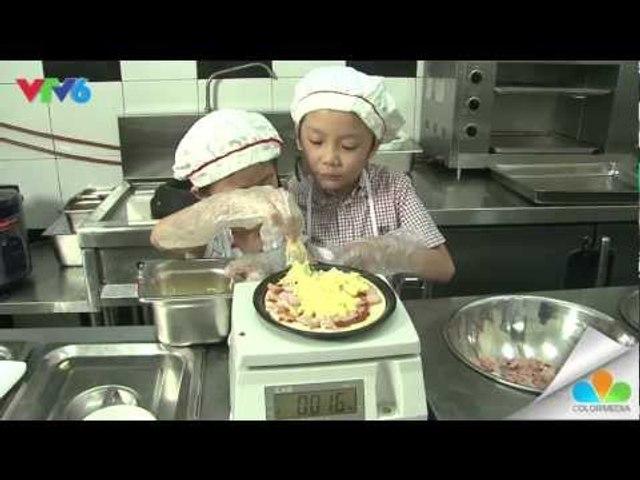 [ColorMedia.,JSC] Ước mơ của bé số 23 - Đầu bếp làm bánh Pizza
