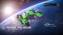 Wolves Scavengers Location - Hall of Wisdom - Moon Patrol - Destiny Bounty Hunt - House of Wolves