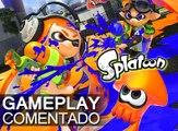 Splatoon - Gameplay Comentado