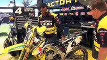 2015 YOSHIMURA SUZUKI FACTORY RACING - UNADILLA MX