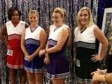 Three Dallas Cowboys Cheerleaders Teach and Judge Former Cheerleaders