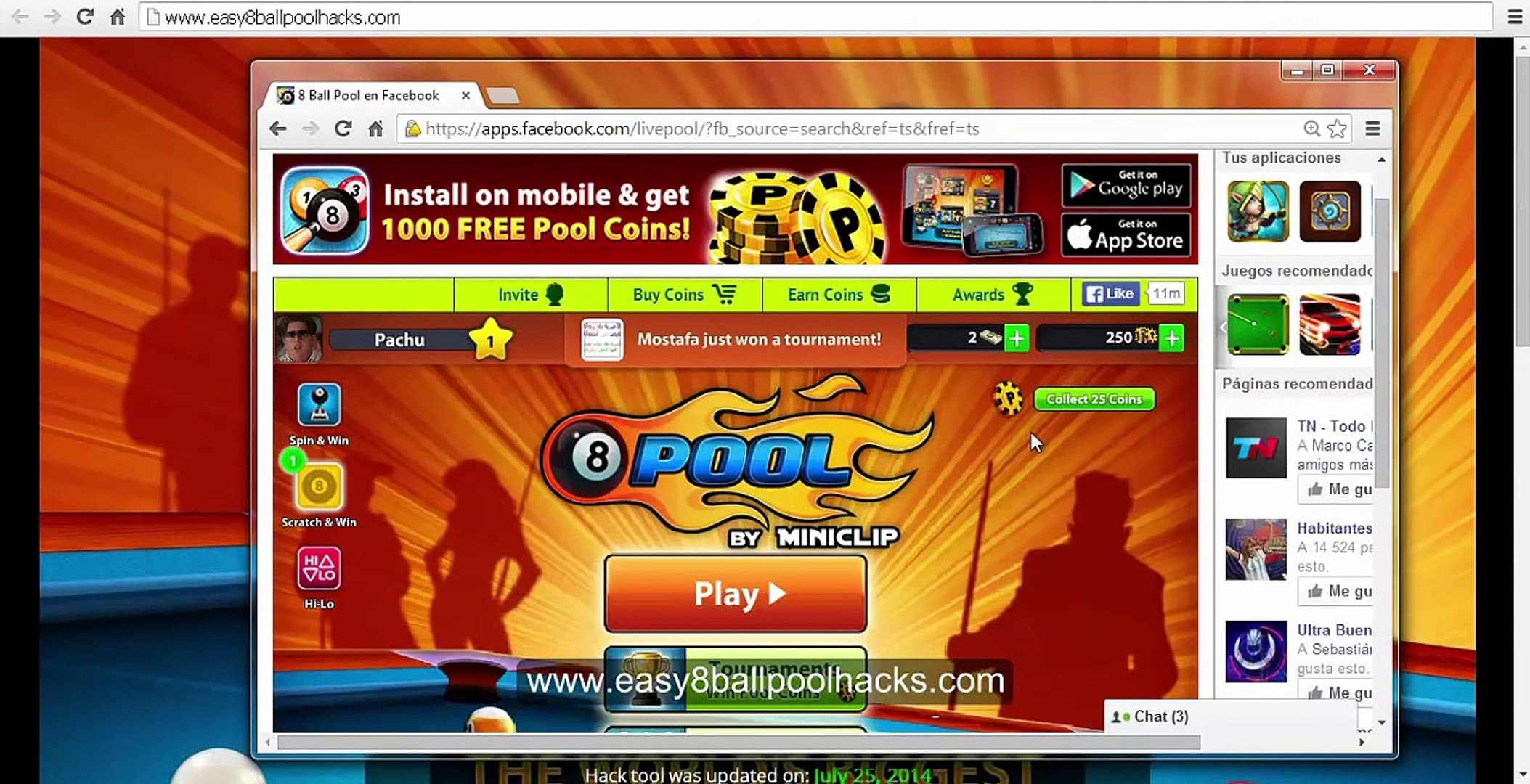 8 Ball Pool Generator App how to get unlimited coins and cash in 8 ball pool kickass proof video
