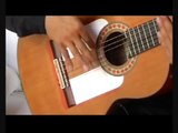 tierra negra flamenco guitar lesson for rumba rhythm pattern vol 1