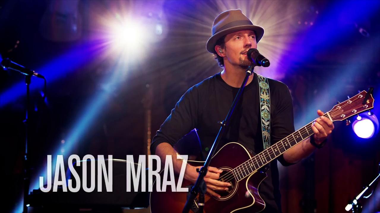 """Jason Mraz """"I Won't Give Up"""" Guitar Center Sessions on DIRECTV"""