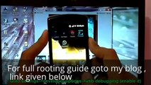 Rooting xperia Neo L(Full guide)-How to root Sony Xperia Neo L Easiest rooting method!