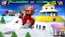DragonBall Z: Budokai Tenkaichi 3 Running in HD [Dolphin- Wii Emulator]
