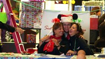 Holiday in the Hangar events bring joy to children around the system