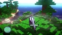 Grand Theft Auto IV - Minecraft Map Mod PC
