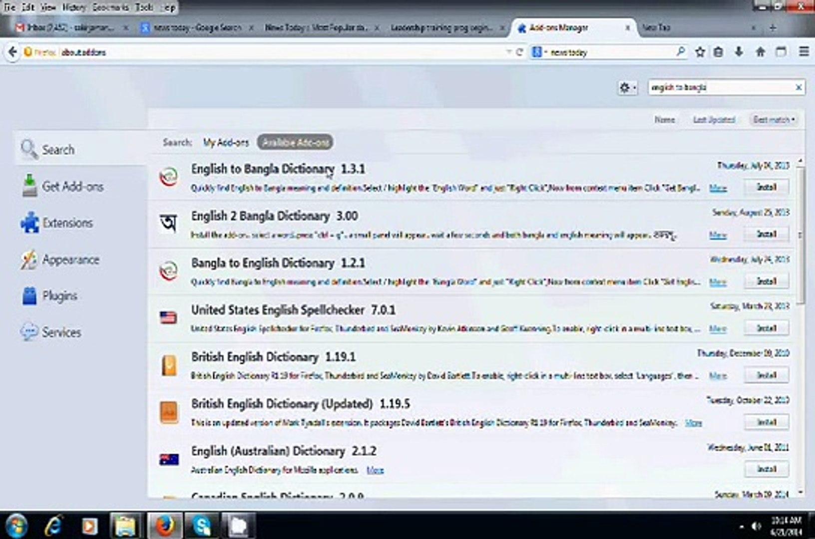 English to bangla dictionary (Bangla ...
