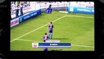 PS Vita FIFA SOCCER Online: Barcelona FC vs Santos FC