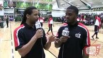 Cleveland Villa-Angela St. Joseph vs Akron St. Vincent St. Mary Basketball 2014