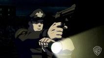 "CBR TV 2012: Batman Takes Down Bad Guys in ""Batman: The Dark Knight Returns, Part 1"" Clip"
