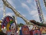 California Screamin' RAW Off Ride Footage Part 1. Disneyland Resort California Adventure