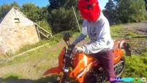 funny heeds promo helmet covers video --- pulse adrenaline