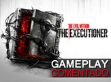 The Evil Within: The Executioner, Gameplay comentado