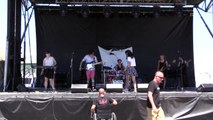 Sandy School of Rock Show Band at Country Fan Fest 2 029 Led Zeppelin   Rock And Roll