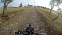 Dirt ride with orion 250cc  no.2