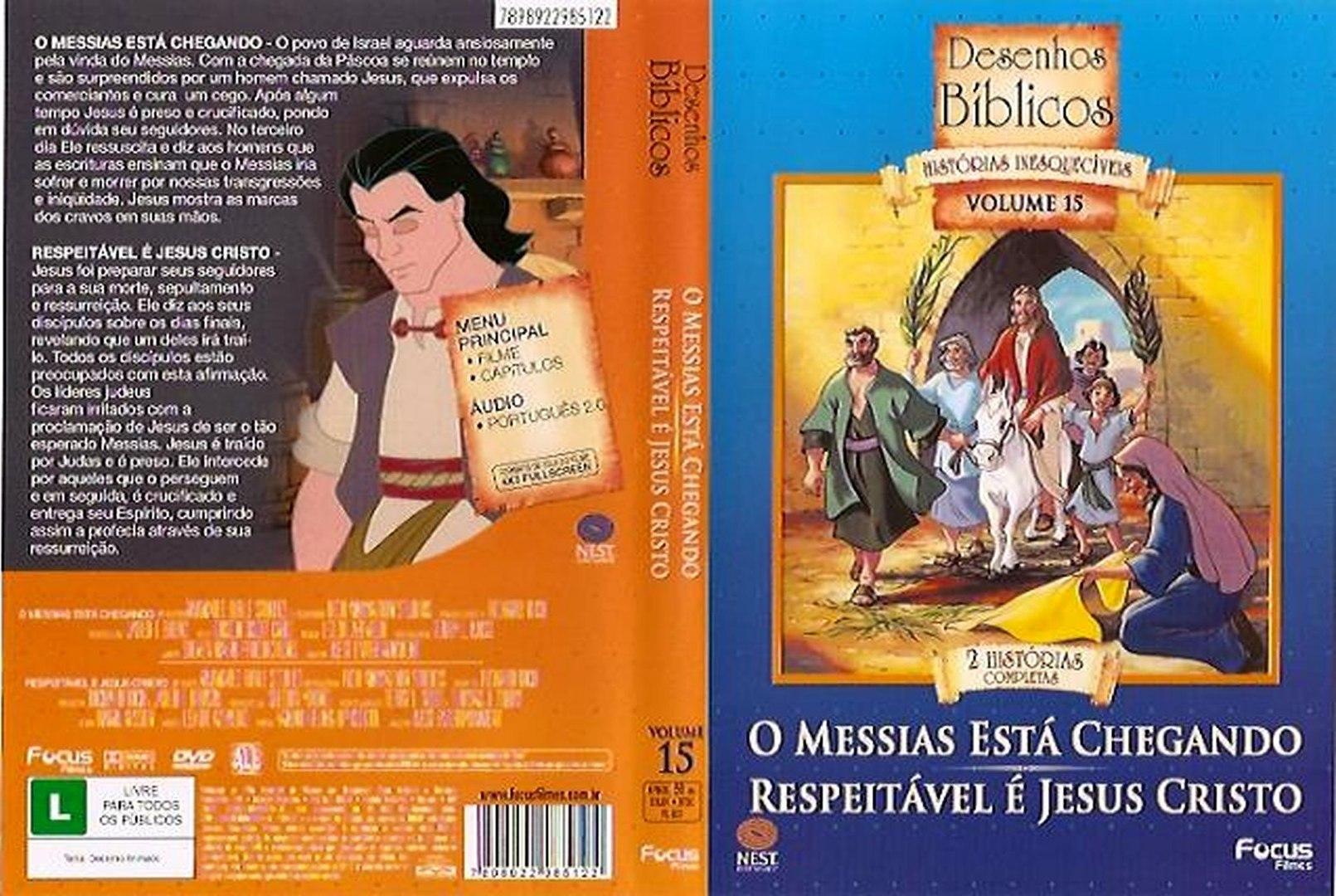 Desenho Biblico 29 O Messias Esta Chegando Video Dailymotion