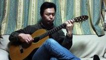 見上げてごらん夜の星を ギター 久野 武