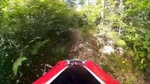 Dirtbike Riding RT44 RI/CT Line KTM Enduro Dual Sport Motorcycle  Part 6