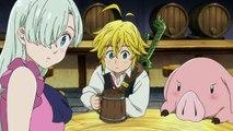 The Seven Deadly Schmucks! (Nanatsu no Taizai Abridged) Episode 2