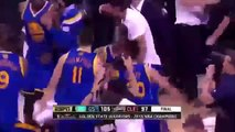 Warriors Championship Celebration | Warriors vs Cavaliers | Game 6 | June 16, 2015 | 2015 NBA Finals