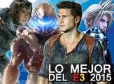 Lo Mejor del E3 2015, Vídeo Reportaje