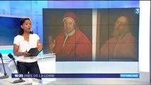 Portraits des papes à Angers (région Pays de la Loire) - reportage France 3 #PGMF