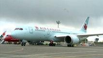 First Flight Test of Air Canada's Boeing 787 // Essai en vol du Boeing 787 d'Air Canada