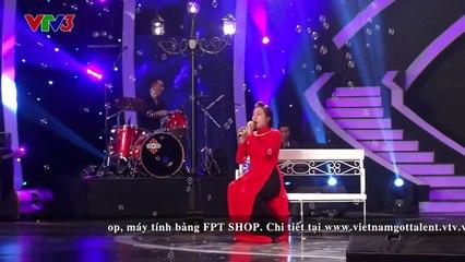 Nữa Đêm Ngoài Phố - Đan Trang - Bán Kết 2 Tìm Kiếm Tài Năng - Vietnam's Got Talent năm 2014