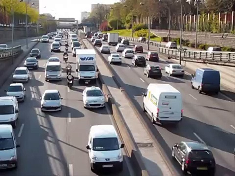 Boulevard Périphérique - Paris