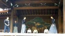 Iwama Shinshin Aikido demonstration in Yasukuni Shinto shrine 2010.mp4