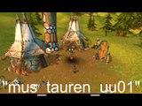 World of Warcraft: Cataclysm Music: Tauren (Tauren Camps/Places)