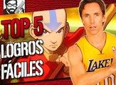 Top 5: Juegos con Logros Fáciles