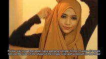 Cara Memakai Jilbab - 2 Menit Cara Mudah Memakai Jilbab Untuk Aktifitas Harian