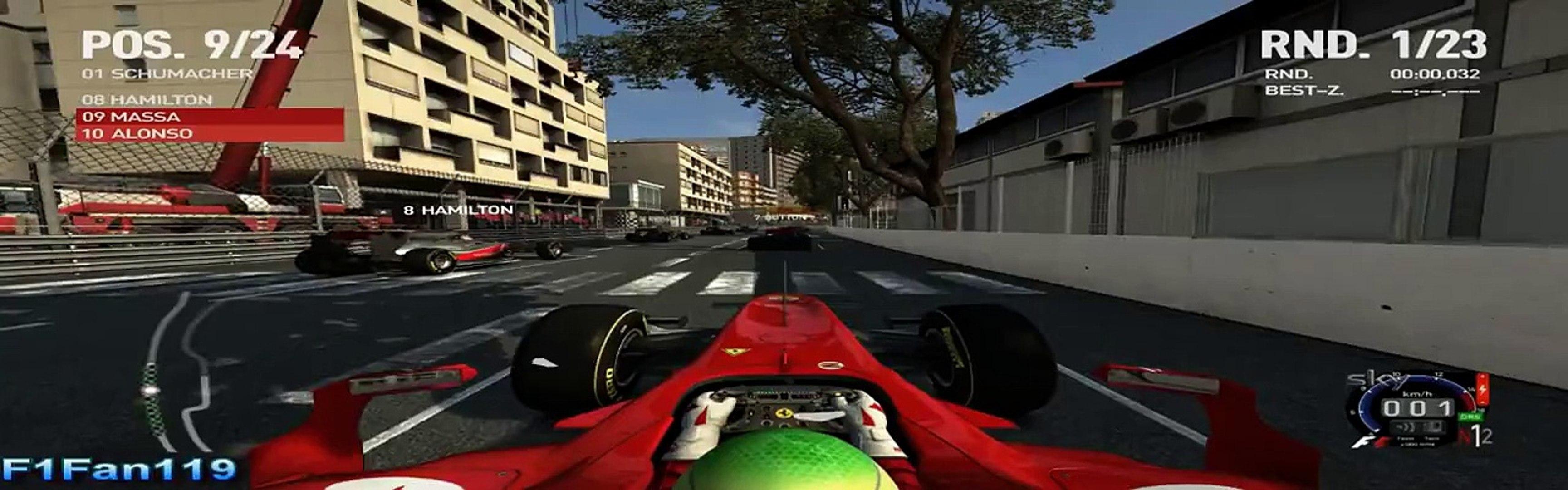 F1 2011 Mod 2 0 (Upgrade) + New HUD for F1 2010 [HD]