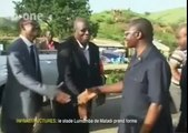 ** RDC INFRASTRUCTURE: STADE LUMUMBA (Fév. 2015)