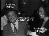 DiFilm - Entrega diplomas de los premios Martín Fierro 1992