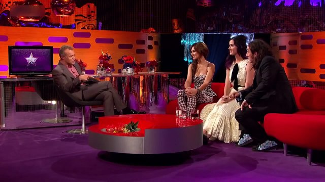 The Graham Norton Show 2012 S11x09 Katy Perry Ross Noble Cheryl Cole Part 3