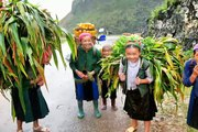 008 Meo Vac to Ha Giang Upper Route part 1.avi