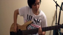 I Can Feel It - Hey Violet (bass cover)