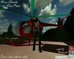 Crazy Airport - Maya, 3dsmax, Quest3D, After Effects Realtime Video Game Creation