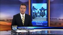 Bikers rescued 5 year old bullied girl