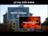Colorado Springs Water Damage Restoration | Colorado Springs Water Damage Repair | Restoration