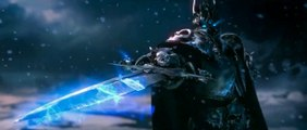 Cinematic Wow Wrath of the Lich King with music HD 1080p