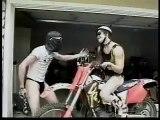Goon riding extreme crazy